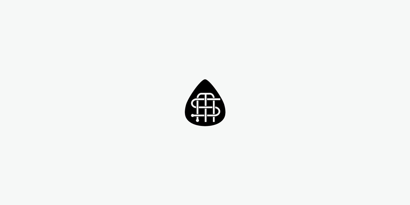 Лого за Уеб сайт дизайн за китари