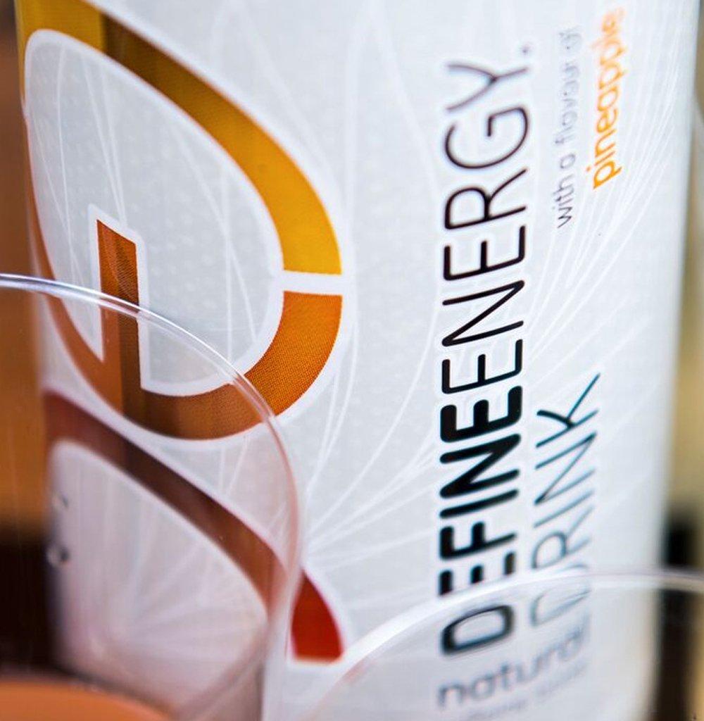 Уеб Сайт Дизайн за енергийна напитка DED от GNL Media