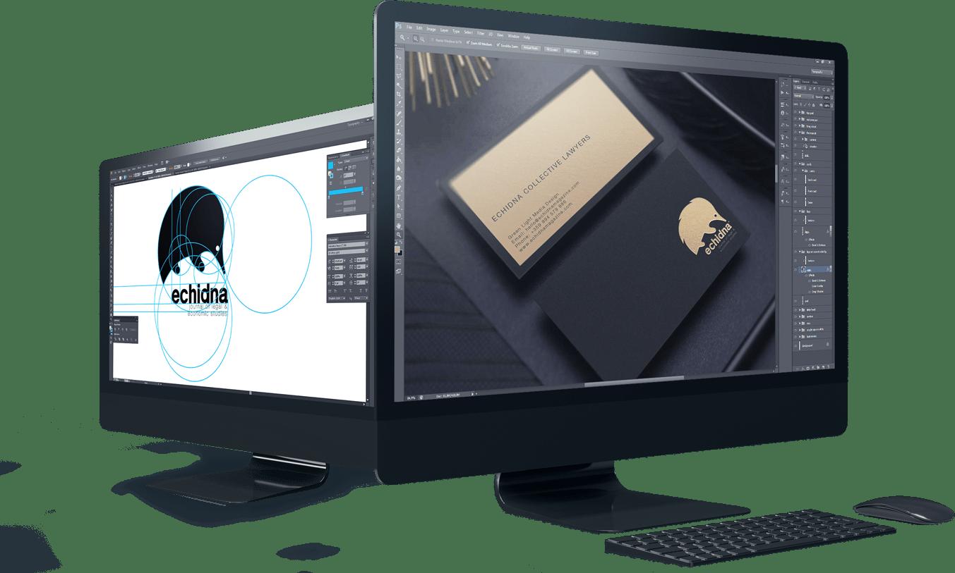 Изработка на лого дизайн и бранд дизайн